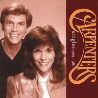 Carpenters - Singles 1969-1981 in the group CD / Pop at Bengans Skivbutik AB (507145)