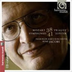 Mozart - Symphonies 38&41 + Catalogue