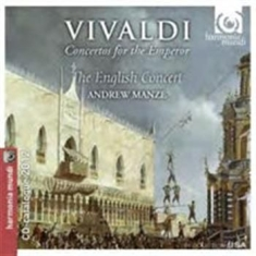 Vivaldi - Concertos For The Emperor