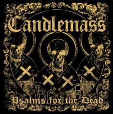 Candlemass - Psalms For The Dead - Mediabook (Cd