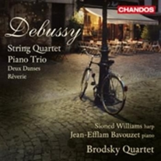 Debussy - String Quartet / Piano Trio