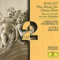 Mozart - Pianoduetter in the group CD / Klassiskt at Bengans Skivbutik AB (508845)