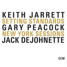 Jarrett, Keith - Setting Standards - The New York Se