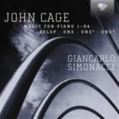 Cage - Music For Piano Vol 4