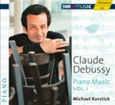 Debussy - Piano Works Vol 1
