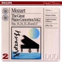 Mozart - Pianokonsert Vol 2
