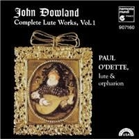 Dowland, John - Works For Lute Vol 1