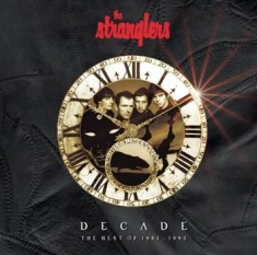 Stranglers The - Decade: The Best Of 1981 - 1990