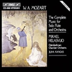 Mozart, Wolfgang Amadeus - Complete Music For Solo Fl/Orc