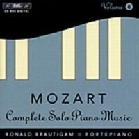 Mozart, Wolfgang Amadeus - Complete Solo Piano Music Vol