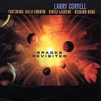 Coryell Larry - Spaces Revisited in the group CD / CD Jazz at Bengans Skivbutik AB (525963)