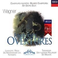 Wagner - Favourite Overtures