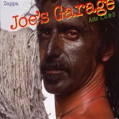 Frank Zappa - Joe's Garage Acts I, Ii & Iii - 2Cd