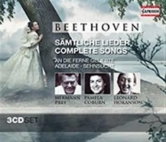 Beethoven - Complete Songs
