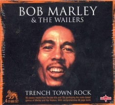 Marley Bob & The Wailers - Trenchtown Rock