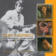 Glen Campbell - Try A Little Kindness/The Glen Camp