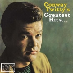 Twitty Conway - Conway Twitty's Greatest Hits