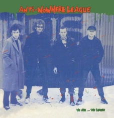 Anti-nowhere League - We Are.the League  (Deluxe Digipak)