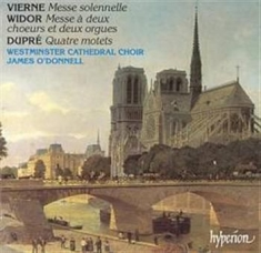 Vierne, Louis - French Cathedral Music