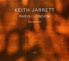 Keith Jarrett - Testament  Paris/London