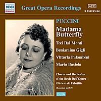 Puccini - Madam Butterfly