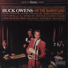 Owens Buck & His Buckaroos - On The Bandstand