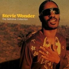Stevie Wonder - Definitive Collection (1Cd)