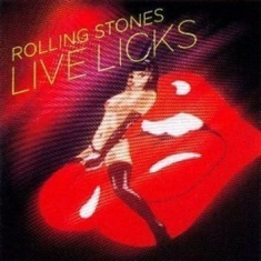 Rolling Stones - Live Licks (2009 Re-M) 2Cd