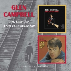 Glen Campbell - Hey, Little One/A New Place In The