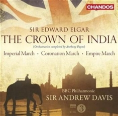 Elgar - The Crown Of India