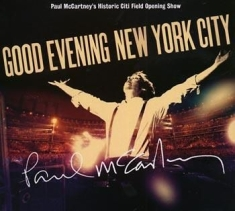 Paul McCartney - Good Evening New York City