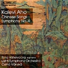 Aho, Kalevi - Chinese Songs