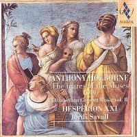 Holborne, Anthony - The Tears Of The Muses