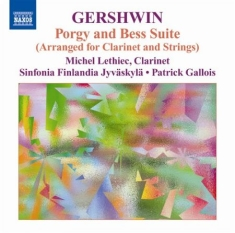 Gershwin - Music For Clarinet And Strings