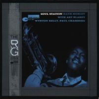 Hank Mobley - Soul Station in the group CD / Jazz/Blues at Bengans Skivbutik AB (549299)