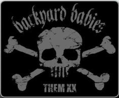 Backyard Babies - Them Xx Book Edition (3Cd+Dvd)
