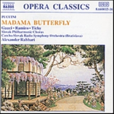 Puccini, Giacomo - Madama Butterfly Complete