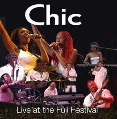 Chic - Live At The Fuji Festival