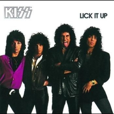 Kiss - Lick It Up - Re-M