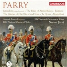 Parry - Orchestral And Choral Works