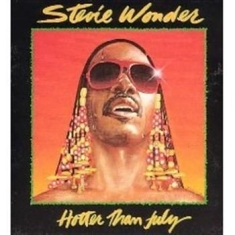 Stevie Wonder - Hotter That July