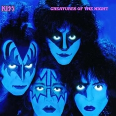 Kiss - Creatures Of The Nig