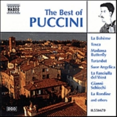Puccini, Giacomo - Best Of Puccini