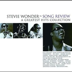 Stevie Wonder - Song Review - Greatest Hits
