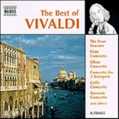 Vivaldi, Antonio - Best Of Vivaldi