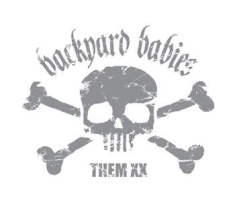 Backyard Babies - Them Xx Book