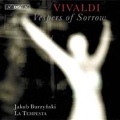 Vivaldi, Antonio - Vespers Of Sorrow