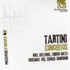 Tartini - Cello Concertos
