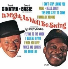 Sinatra Frank - It Might As Well Be Swing