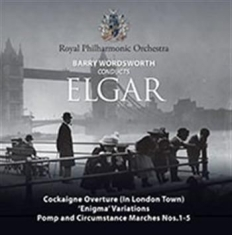 Elgar - Barry Wordsworth Conducts Elgar